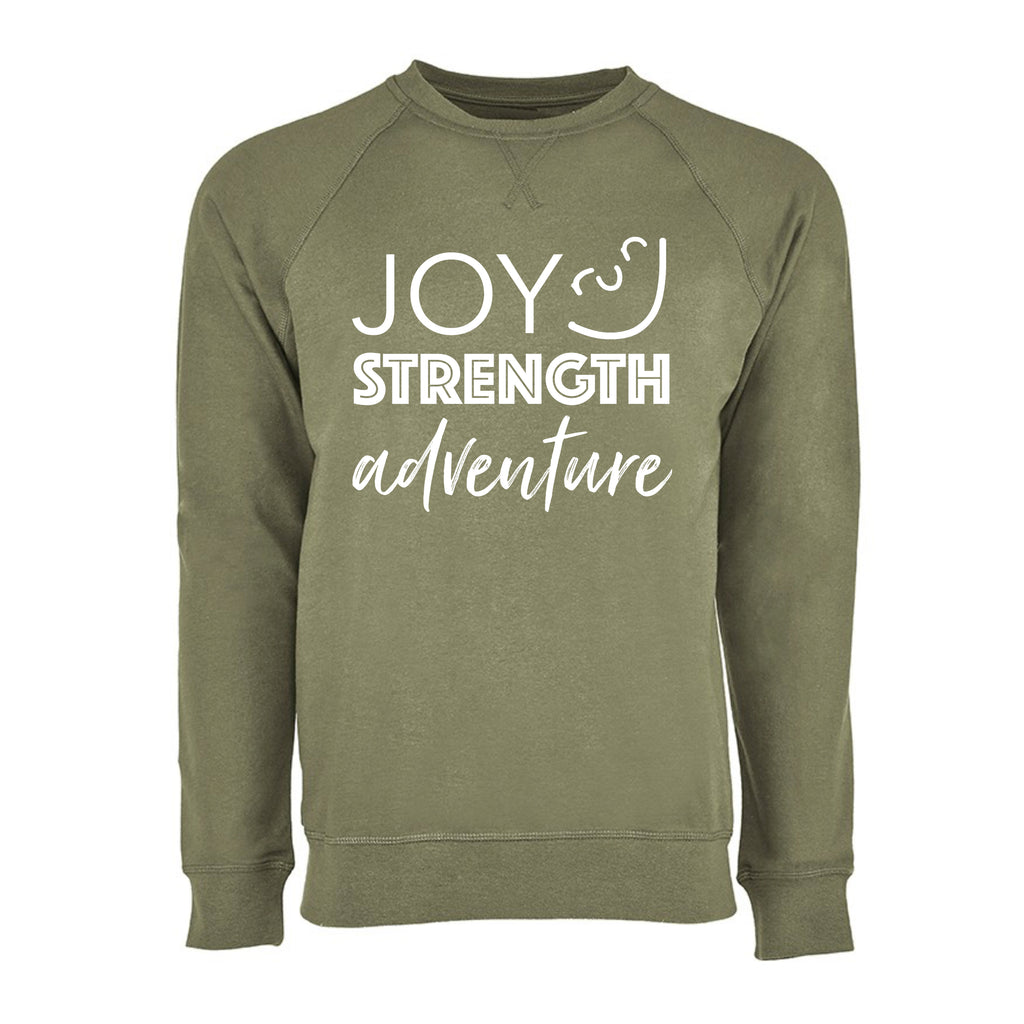 Joy Strength Adventure Crew