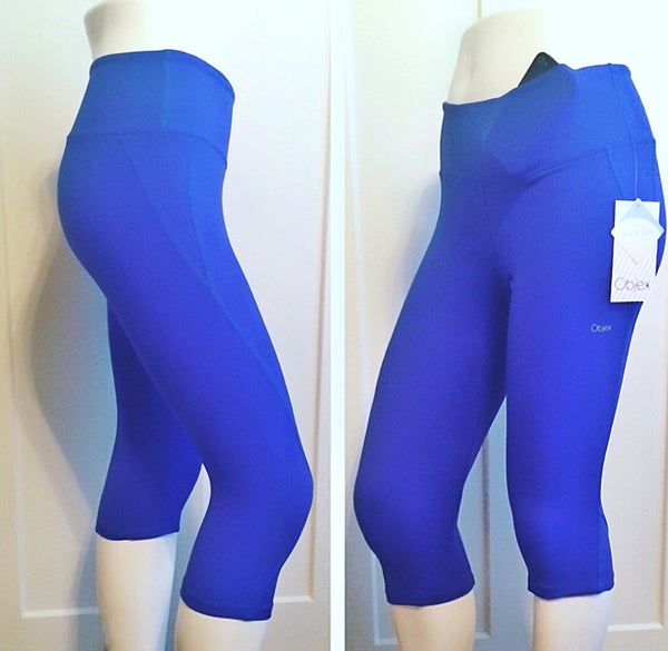 Pocket Running Capris