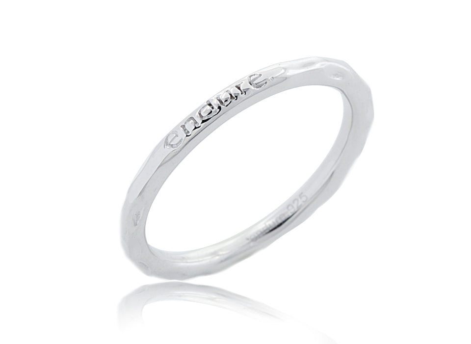Stackable Endure Ring