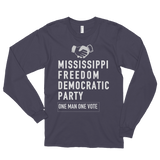 MFDP Long sleeve t-shirt (unisex)