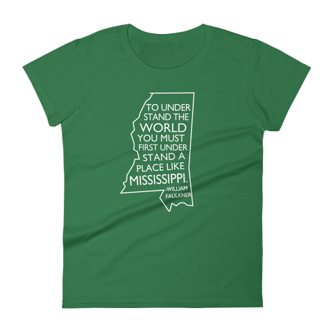 Faulkner Quote Women's t-shirt