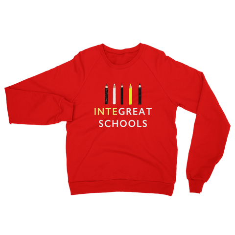 InteGreat Schools Raglan sweater