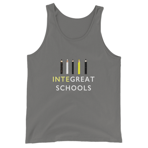 InteGreat School Unisex Tank Top