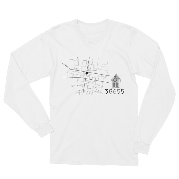 Oxford Map Unisex T-Shirt