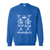 YOUTH KIDS Celebrated Purpose Sweatshirt - Royal Blue