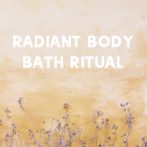 Radiant Body Bath Ritual