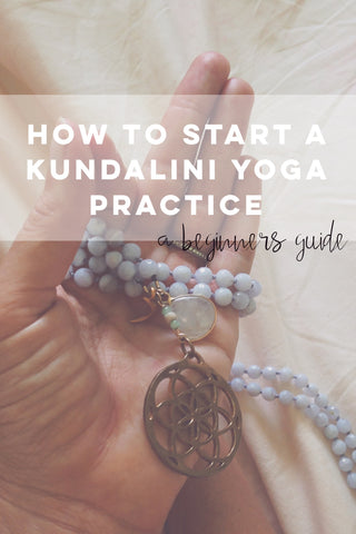 how to start a kundalini yoga practice
