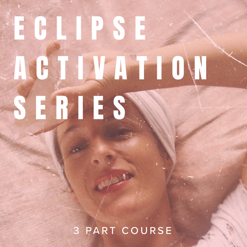Eclipse Activation Series (recorded course)