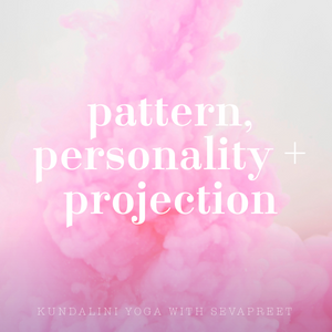 Pattern, Personality + Projection (recorded video)