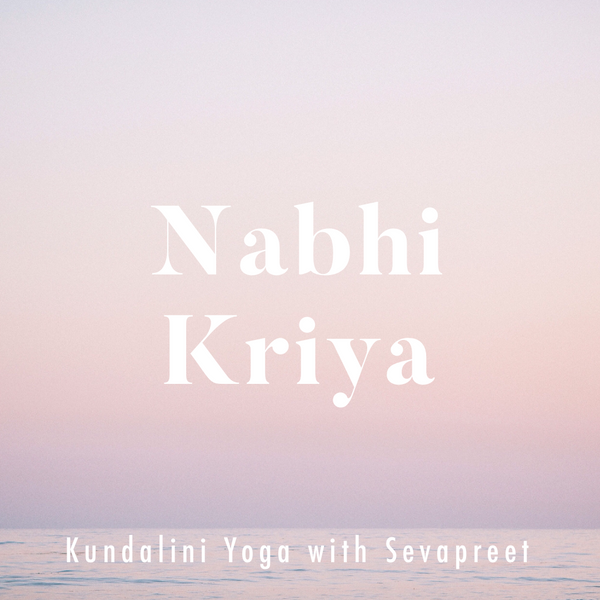 Nabhi Kriya (recorded video)