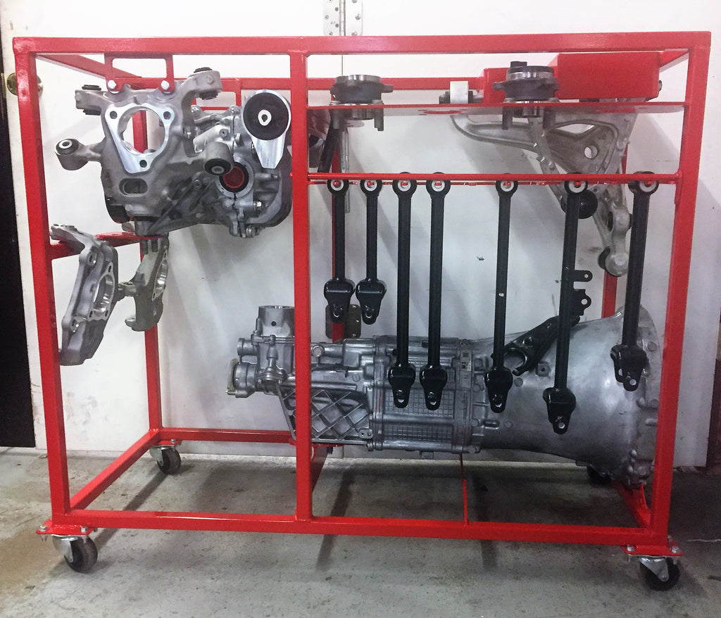 Spare Parts Carts by Advanced Autosports