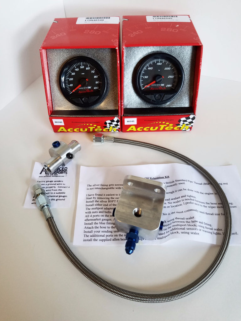 Longacre Gauge Double Bundle