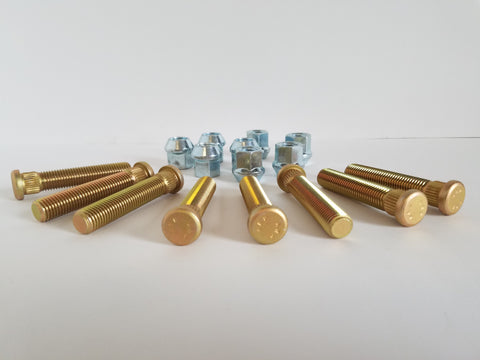 Front 90-05/Rear 90-93 Stud Kit (package of 8)