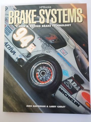 BRAKE SYSTEMS OEM & Racing Brake Technology