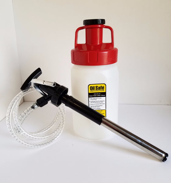 Fluid Defense 3 Liter Oil Drum Pump Kit