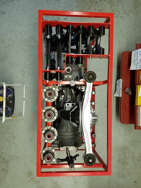 Spec Miata Spare Parts Cart (NA or NB)