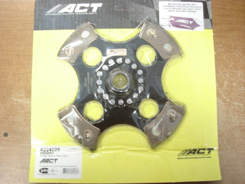 ACT Unsprung Disc for 1.6 or 1.8