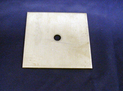Harness Mounting Hardware - Backing Plate