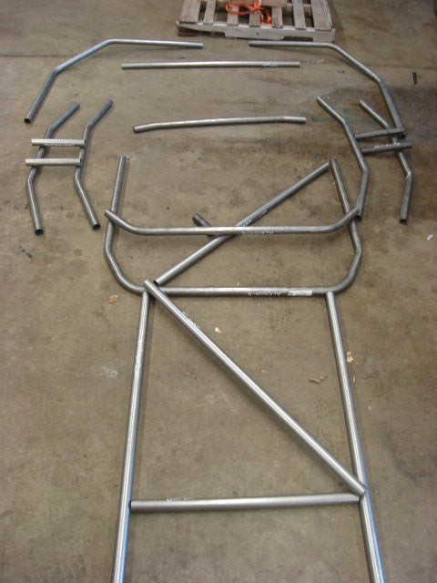 "Spec Miata Deluxe Roll Cage ""D.I.Y."" Kit"