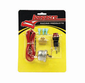Low Oil Pressure Warning Light Kit