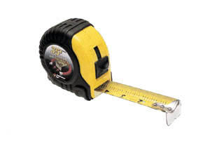 35' Fast Measure Tape Measure with Magnetic Tip