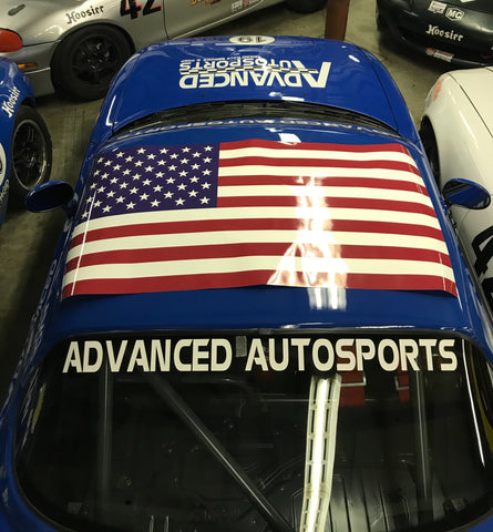 Flag Roof Wrap