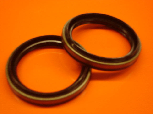 Front Wheel Bearing Seals, pair