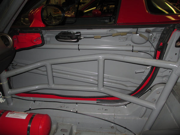 "NC Miata Deluxe Roll Cage ""D.I.Y."" Kit"