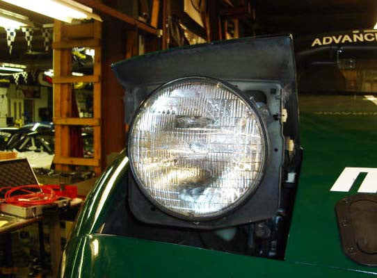 Headlight Covers - 90-97