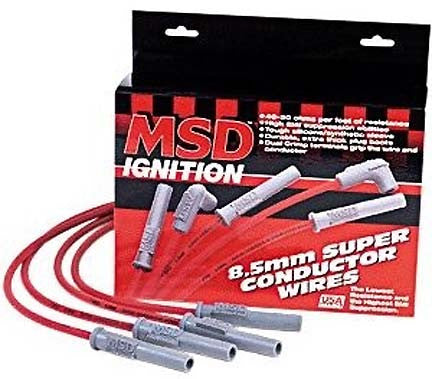 1990-2000 Miata MSD Ignition Wire Set