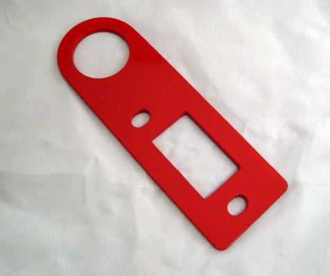 SCCA Regulation Rear Tow Hook 1990-1997