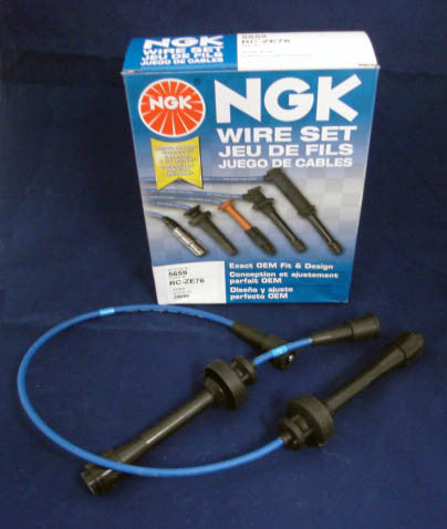2001-2005 Miata NGK Ignition Wire Set