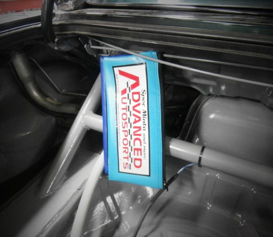 Driver's Paperwork Trunk Pouch