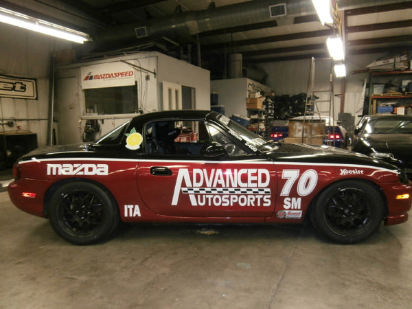 1999 Spec Miata #70 (2017 Build)