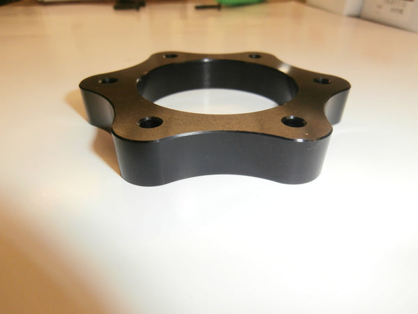 "6 Bolt Steering Wheel Spacers 1/2"" - 1"""