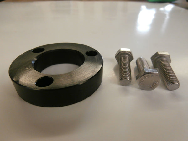 "3 Bolt Steering Wheel Spacers 1/2"" - 2"""