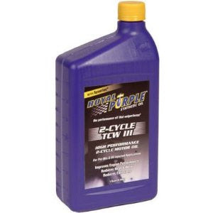 Royal Purple 2-Cycle High Performance Oil HP 2-C 1 Quart