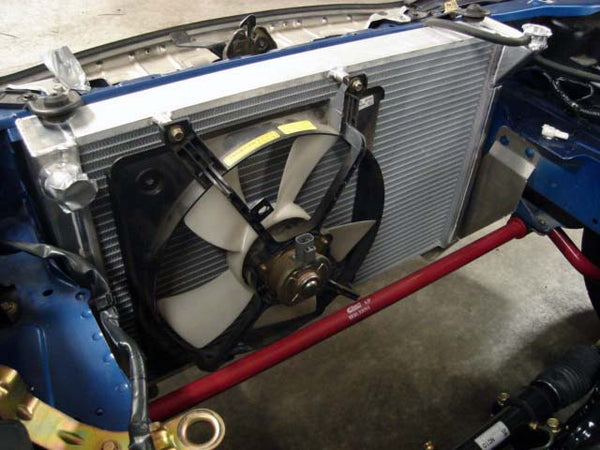 Advanced Autosports Custom Radiator