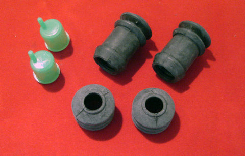 Rear Caliper Rubber Bushings (fits 1.6 or 1.8)