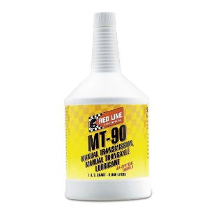 Redline MT-90 Manual Transmission Lubricant 1 Quart
