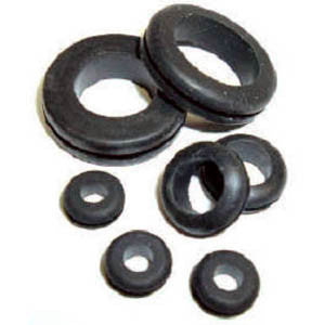 125 Piece Rubber Grommet Assortment