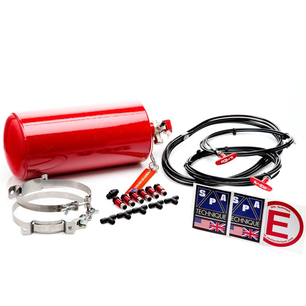 SPA 4 Liter complete Fire System