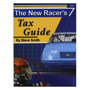 The New Racer's Tax Guide