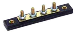 Terminal Blocks, Brass Busbar