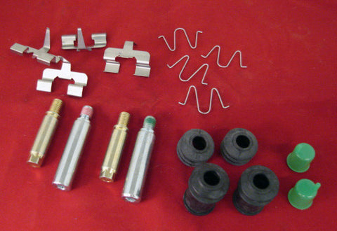 Rear Caliper Hardware Bundle