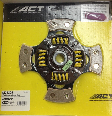 ACT Sprung Disc for 1.6 or 1.8 Miata