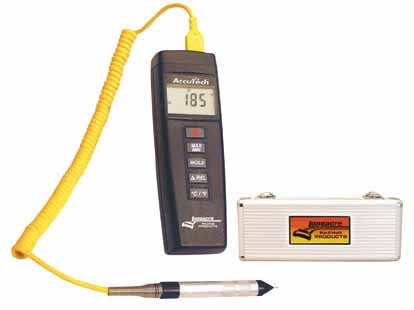 Accu Tech Deluxe Digital Pyrometer
