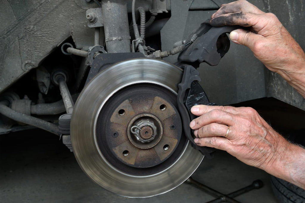 Brake Squeaks——Causes and How to Fix It?- INGEAR