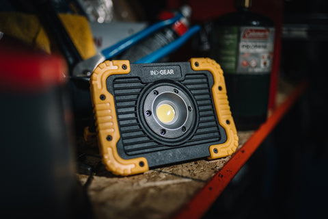 autoAssist COB Floodlight