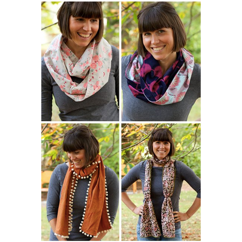 Scarves and Cowls - Make it Perfect